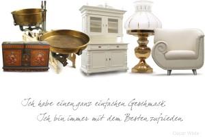 Antike Möbel im Onlineshop kaufen - nachhaltiges Mobiliar im Onlineshop