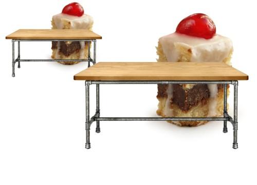 Tisch Industrial Style Landhausstil